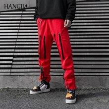 Hip Hop Harajuku cremallera