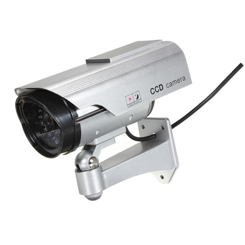 Aliexpress.com : Buy Solar Power Dummy Fake CCTV Security ...