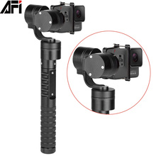AFI A5 Handheld 3 Axis Gimbal  Dslr Portable Video Stabilizer Camera Mobile Soporte Triaxial For Sports Gopro Hero