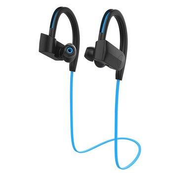 Professional Sports Bluetooth Headphones Bluetooth4.1 Headset Waterproof Earphone Two-Channel Surround Stereo Subwoofer Earpiece