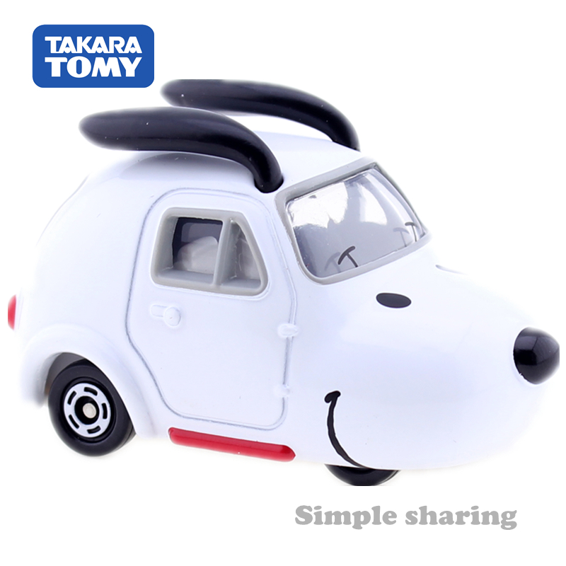 Us 1006 Tomica Dream 153 Snoopy Peanuts Takara Tomy Auto Cars Motors Vehicle Diecast Metal Model Collection Gift Kids Toys New In Diecasts Toy
