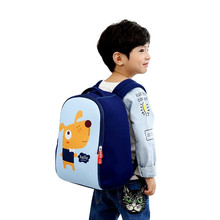Kindergarten childrens school bag 1-3 years old cartoon backpack