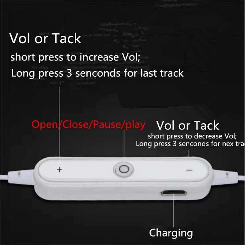 Uniwersalny S6 sport bezprzewodowe słuchawki Bluetooth zestaw słuchawkowy stereo słuchawka słuchawki z mikrofonem dla iPhone Huawei Xiaomi Android