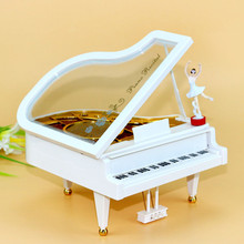 Rotating Music Box With Mirror Dancing Princess Girl Music Box Valentine s Day present Tous