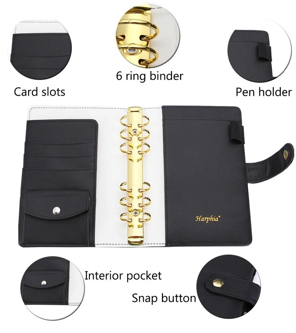 Επαναφορτιζόμενη σπιράλ κουμπιά Notebook - Σημειωματάρια - Φωτογραφία 3