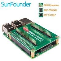 SunFounder Raspberry Pi 3 2 Module B 1 Module B GPIO Expansion Extension Board Plus Shield