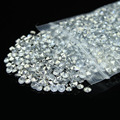 10000 pieces 2.5mm Crystal clear&silver  Diamond Confetti Table Scatter Wedding Favor Favour Party Decoration