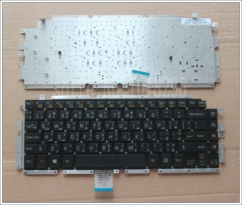 New Arabic  Laptop Keyboard for LG Z330 Z350 Z355 black AR  keyboard new ui keyboard for acer travelmate 2300 2310 2340 tm 2420 2460 2480 3240 3260 3270 3280 3290 black keyboard