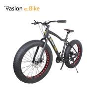 Asia Russian Snow Fat Mountain Bike Bicycle For Shimano Derailleur Mountainbike 26 4 0 Fat Boy
