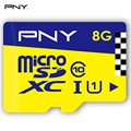 PNY Micro SD card Memory Card 8GB 95MB/S MicroSD Card Class10 TF Card C10 For MicroSDHC UHS-I U1 Car Special High-speed Card