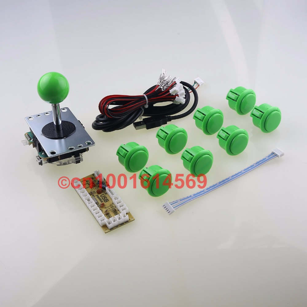 Free Shipping Japan Sanwa Buttons Wire Harness Sanwa 8 Way Joystick USB Circuit Board Encoder For free shipping ! japan sanwa buttons wire harness sanwa 8 way sanwa wiring harness at panicattacktreatment.co