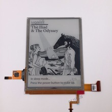 ED060XH7 6 дюймов ЖК-дисплей Дисплей экран с сенсорным экраном с подсветкой для карманной книги 626+ 2GEN PB626(2)* 1024*758