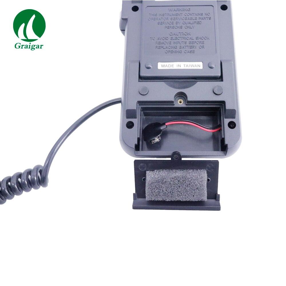 Anémomètre numérique à AVM-05 portatif jauge de vitesse de vent numérique plage de mesure 0.0 ~ 45.0 m/s - 5
