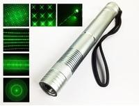 Guaranteed100% 450nm Focus Adjustable 50000m green Laser Pointer Burning Match green laser pen range to 10000m