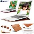 Новейший кожаный чехол для ноутбука MacBook Air 13 Pro Retina 1112 13 3 15 для MAC book Pro 13 15 дюймов с сенсорной панелью  2019