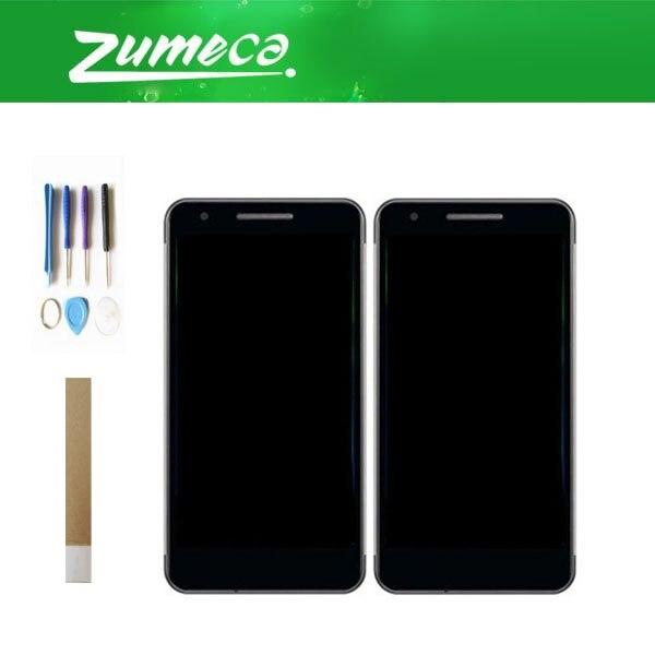 Pour Philips Xenium X588 LCD Display + Écran Tactile Digitizer Assemblée Noir Avec Outils et Bande