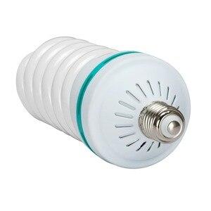 Image 2 - 200W 5500K E27 220V CFL หลอดไฟสำหรับถ่ายภาพ Softbox สตูดิโออุปกรณ์ 92% CRI