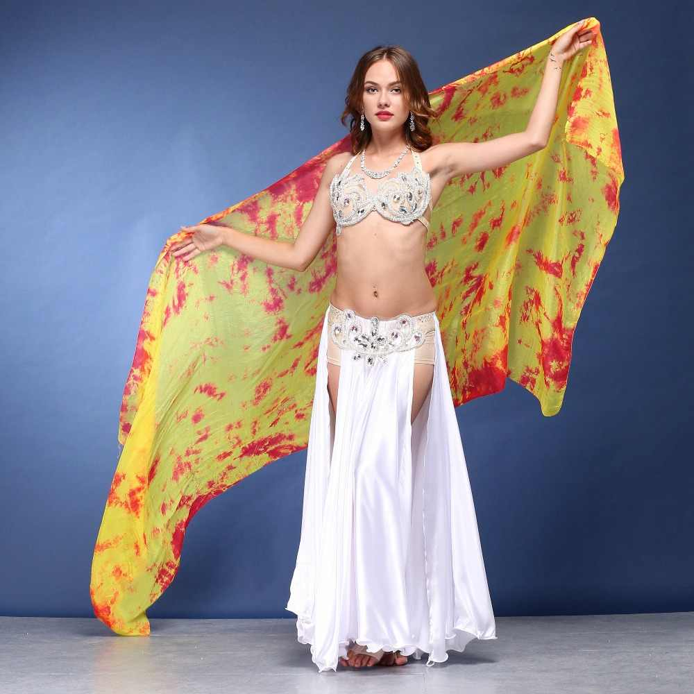 7782c901f ... 2018 New Performance Dancewear Bellydance Clothes Outfit C D Cup Maxi  Skirt Professional Women Egyptian ...