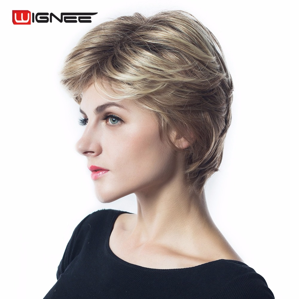 Short Synthetic Wig (5)