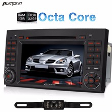 Capacitive Screen! Android 6.0 2 Din 7 Inch Car DVD Player Quad Core Radio For Benz A/B Series/Vito/Viano With GPS Navigation