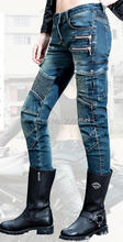 Uglybros MOTORPOOL UBS11 leisure motorcycle ms locomotive vintage jeans blue jeans