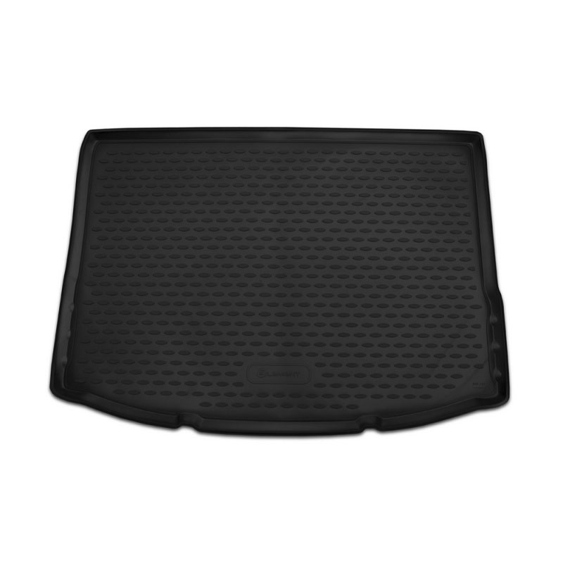 For Subaru Crosstrek XV Impreza Hatch 2017 2018 Car Rear Boot Liner Trunk Cargo Mat Tray Floor Carpet Mud Pad Protector atreus for 2011 2018 bmw x3 f25 accessories car rear boot liner trunk cargo mat tray floor carpet pad protector