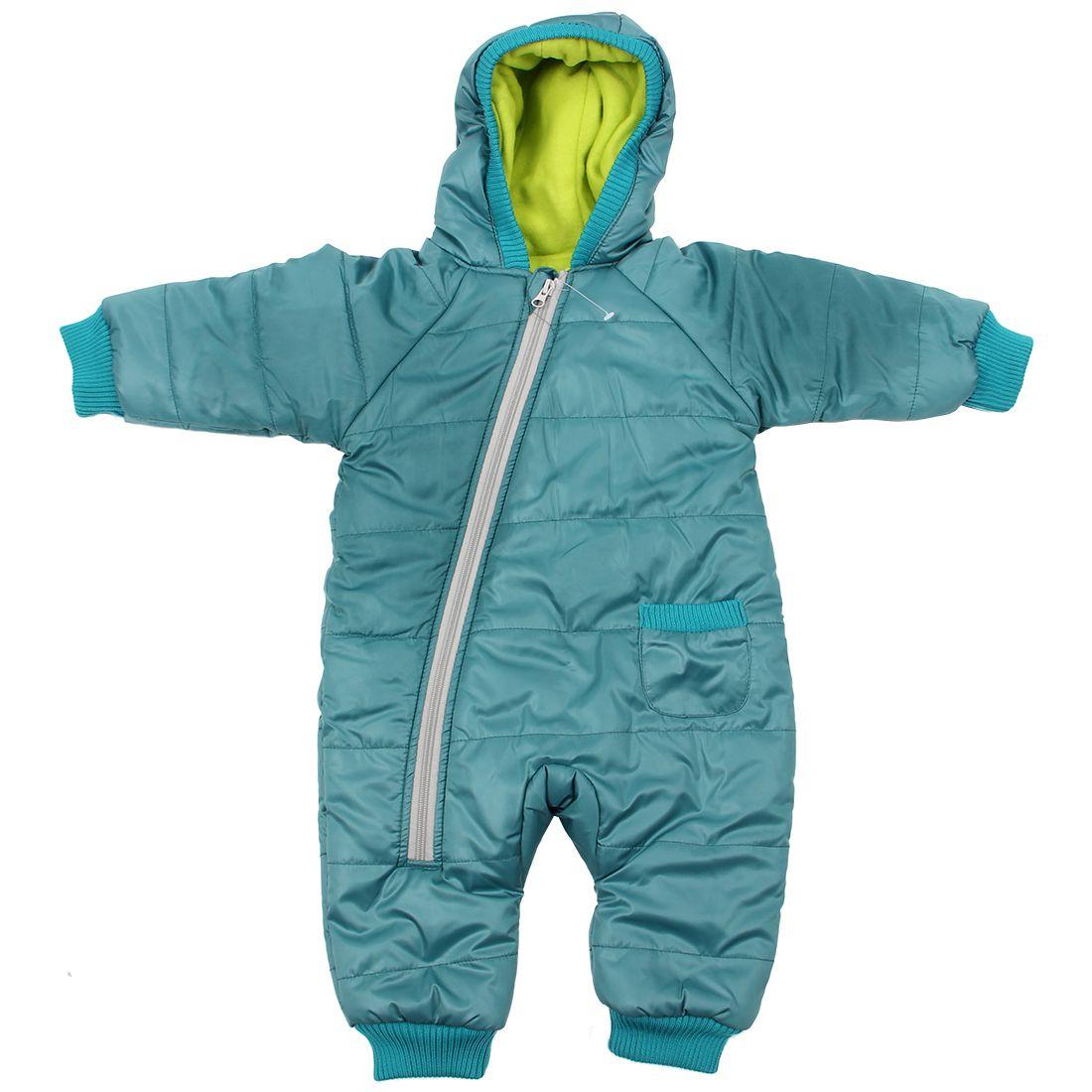 Winter Baby Girl Boy Kid Toddler Snowsuit Coat Jacket Jumper Outwear Clothes 1PC blue 6-12m