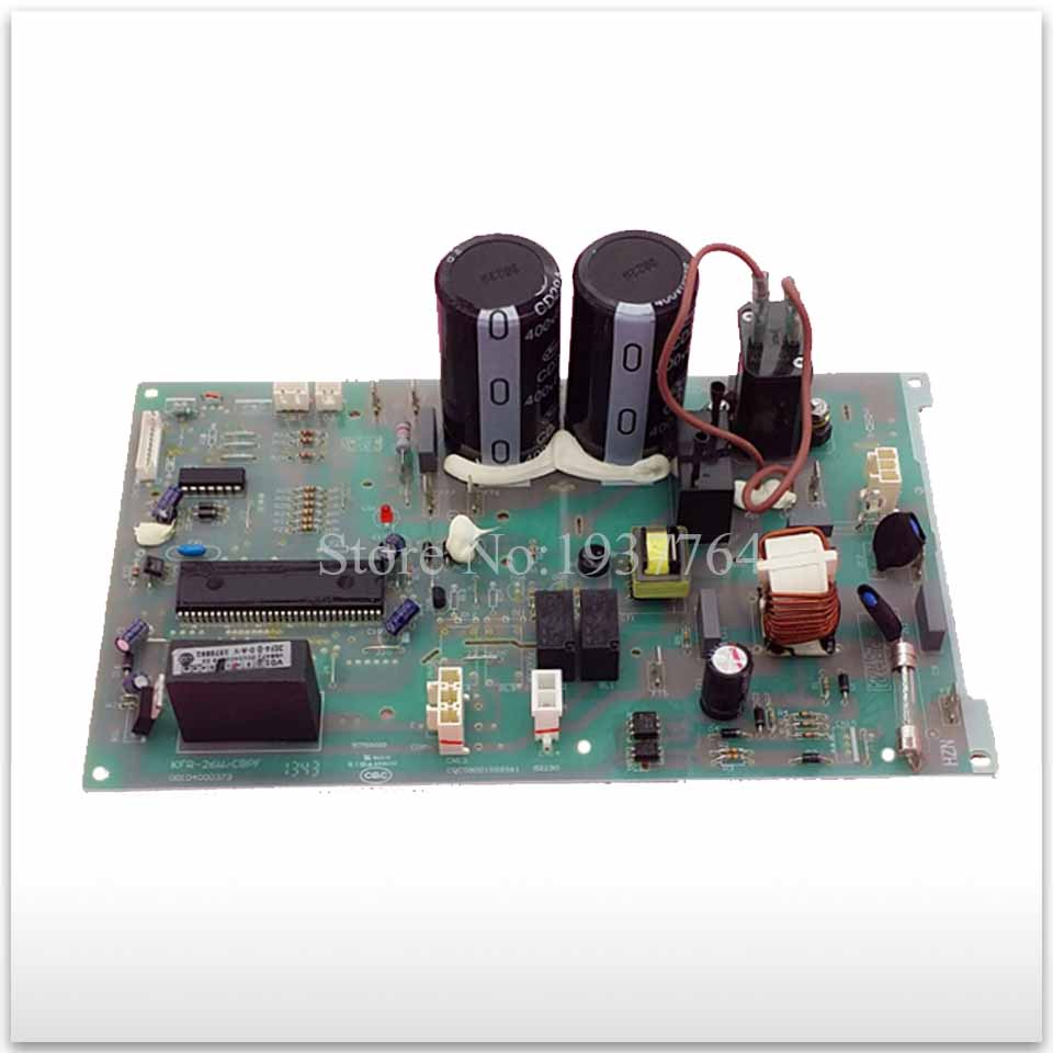 95% new for Haier Air conditioning computer board used circuit board KFR-26W/KFR-28W/BPJF 0010400373 good working original for tcl air conditioning computer board used board