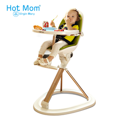 Hotmom children s chair baby dining chair table fashionable folding portable multi functional russia free shipping.jpg 250x250