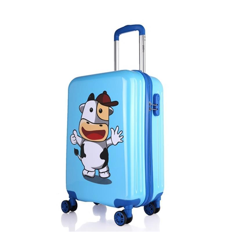 181920inch children student trip wheels suitcases and travel bags valise cabine valiz suitcase maletas rolling luggage vintage suitcase 20 26 pu leather travel suitcase scratch resistant rolling luggage bags suitcase with tsa lock