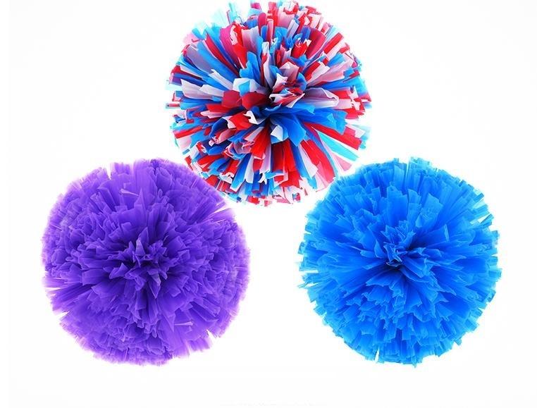 small cheer pom poms 36020180412171001977