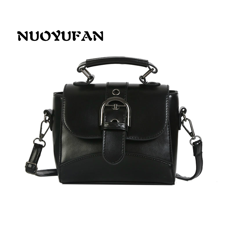 NUOYUFAN women bag 2018 South Korea's super-fire on the new fashion girl small satchel wild retro handbag casual shoulder bag 2