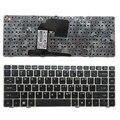 Ingilizce laptop klavye HP 8460 P 8460 W IÇIN 6460B 6460 8470 8470B 8470 P 8470 6470 ABD çerçeve ile gümüş