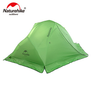 Image 3 - Naturehike Star River 2 Camping Tent 2 Person 4 Seasons 1.775kg Double Layer Rainproof Tent Outdoor Camping Tourist Tent