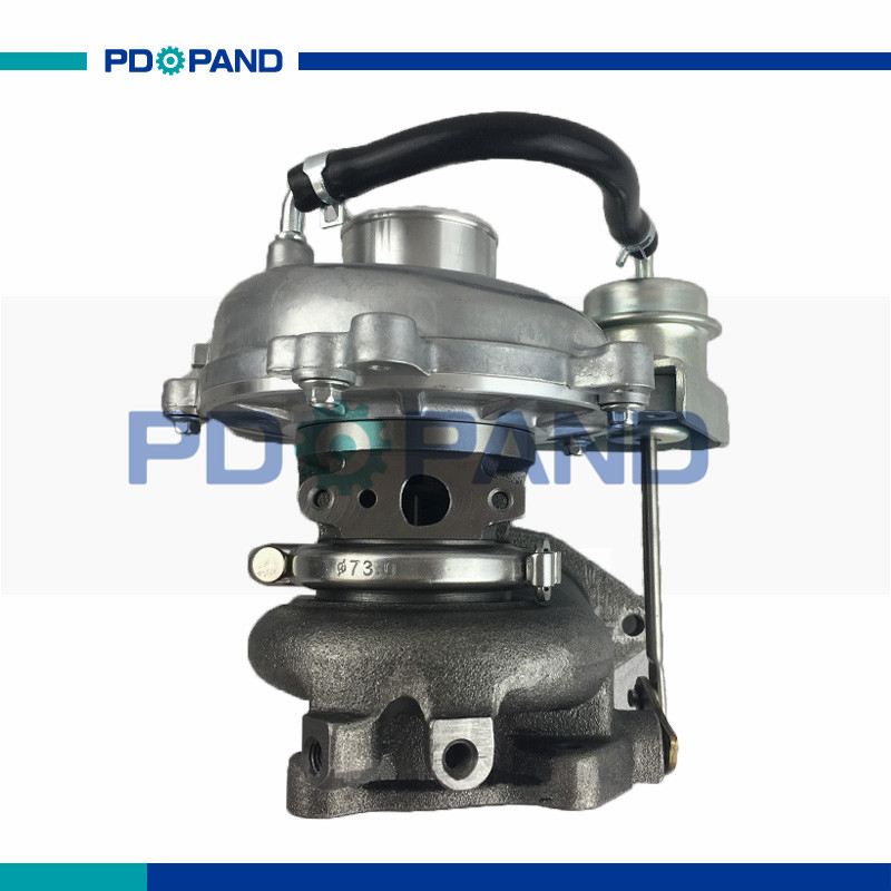 Image 2 - 2KD diesel engine turbo kit CT9 turbo charger 17201 0L050 17201 30070 for Toyota Hiace Hilux Dyna Regiusace Fortuner 2.5Lcharger chargercharger forcharger turbo -
