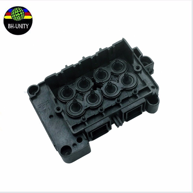 1pc eco solvent Dx7 printhead cover f189000 Manifold Adapter for large format wit color smartcolor xenons printer