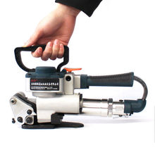 DT B-19 Neue hand Pneumatische Umreifung Werkzeuge Strap Schweißen Banding Verpackung Ballenpressen Für 12-19mm PP kunststoff Strap