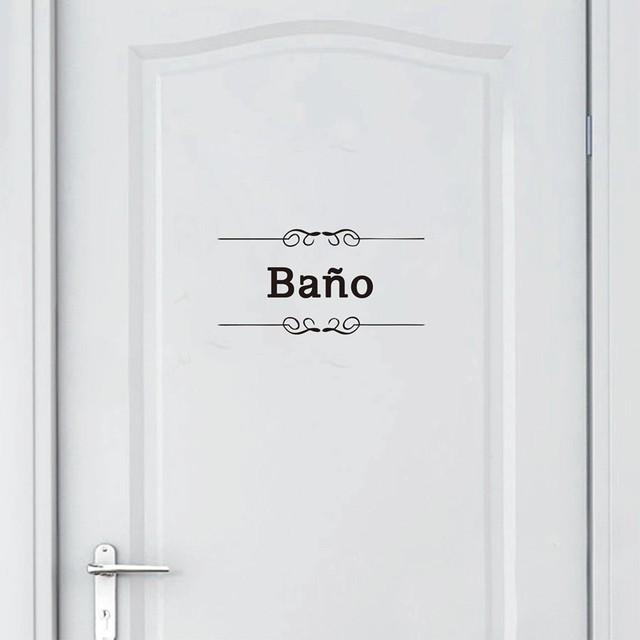 Online-Shop Kostenloser versand Vintage Wand Aufkleber Badezimmer ...