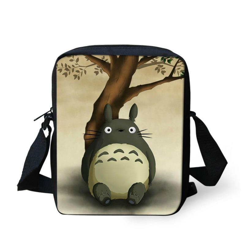 Kinder- & Babytaschen Crossbody-taschen Qualifiziert Thikin Nette Kinder Kinder Mini Messenger Taschen Cartoon Anime Mein Nachbar Totoro Crossbody-tasche Für Baby Mädchen Frauen Handtasche Zahlreich In Vielfalt