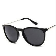 Retro Male Round Sunglasses Women Men Brand Designer Sun Glasses for Women Alloy Mirror Sunglasses Oculos De Sol