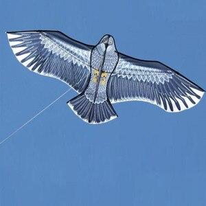 Открытый путешествия огромный орел кайт Windsock игрушки одной линии сад животных змеи детей летающие воздушные змеи в форме птиц для детей луг...