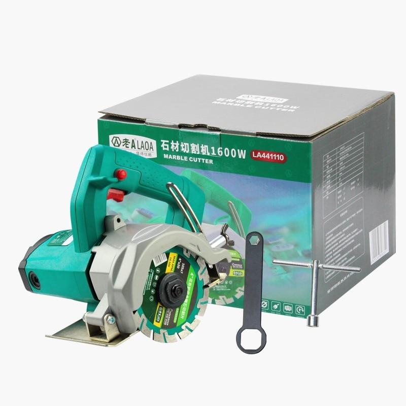 LAOA naujas produktas 1600W elektrinis pjovimo staklės Elektrinis - Elektriniai įrankiai - Nuotrauka 5