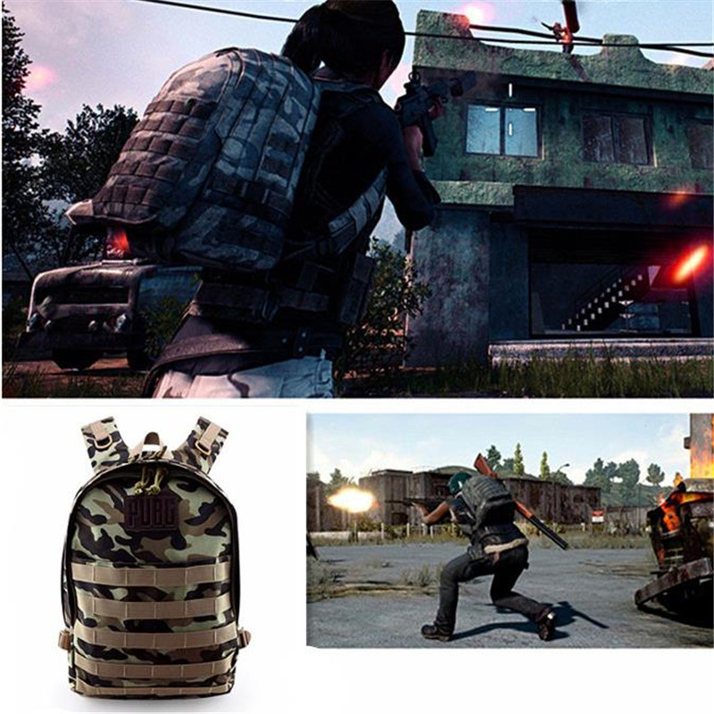 Costumes & Accessories Honesty Pubg Backpack Cosplay Game Playerunknowns Battlegrounds Level 3 Instructor Backpack Outdoor Large Capacity Backpack New Buy Now Novelty & Special Use