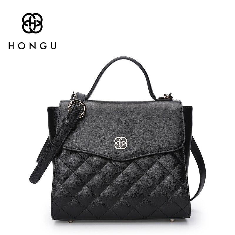 Detail Feedback Questions about HONGU Ladies Briefcases Real Natural Cow leather  Bags women Handbags Shoulder Bags Famous luxury Brands Versatile messenger  ... fb4ebb488fae9