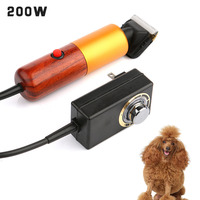 Newly Electric Pet Haircut Machine 55/200W Grooming Electric Pet Hair Trimmer for Dog Cat Rabbit