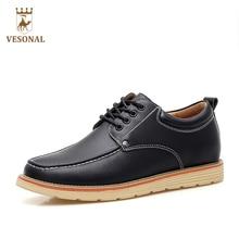 VESONAL Hot Sale 2017 Brand Business font b Casual b font Male font b Shoes b