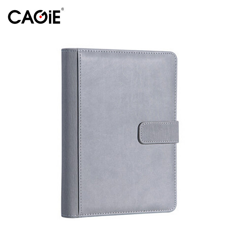 CAGIE 2016 Vintage Personal Diary Notebook  A5 Pu Leather  Sketchbook Planner Agenda Creative Spiral Office Daily Memos Filofax sketchbook diary agenda planner organizer planner spiral notebook a5 planner binder address book notebook filofax exercise book
