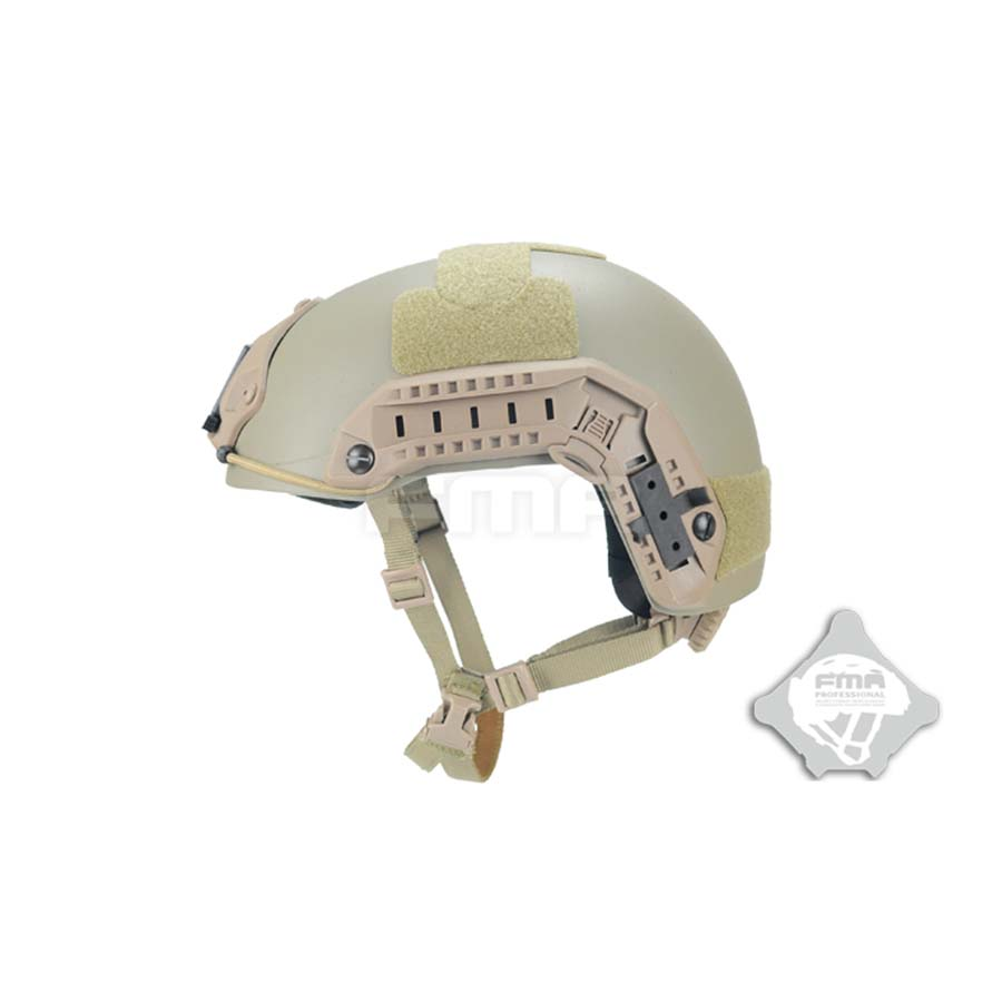 New DE (Tan) KEVLAR Aramid Fiber Maritime Helmet OPS TYPE s m bk deluxe ops core maritime nij level iiia bk fast bulletproof helmet ops core maritime fast bullet proof ballistic helmet