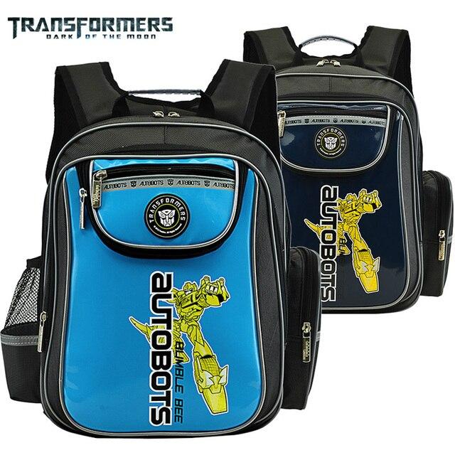 3224d4ac04 Transformers bambini/capretti del fumetto ortopedici libri sacchetto di  scuola primaria elementare spalla portafoglio zaino. Posiziona il mouse  sopra per ...