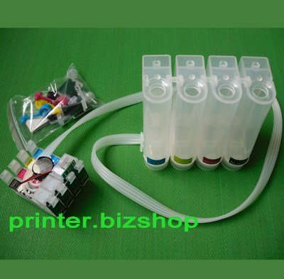 T1301-T1304 CISS CIS ink system for Epson SX525WD SX620FW BX525WD BX625FWD